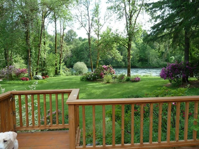 Your Mckenzie Paradise~Just 30 Minutes From Eugene - Vida - House