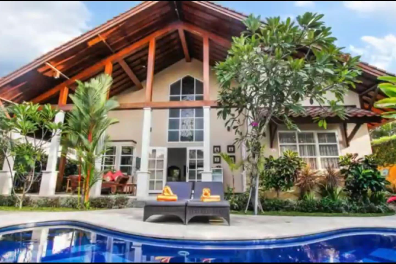 Beautiful 3 Bedroom Villa in Sanur