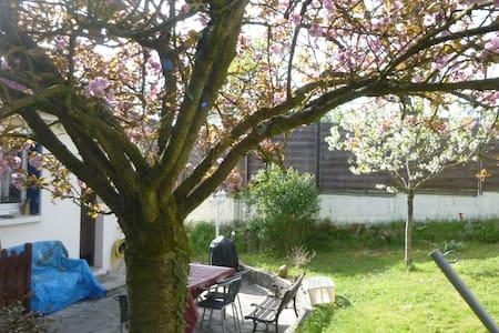 Maison avec jardin sans vis a vis - Beauchamp - Ev