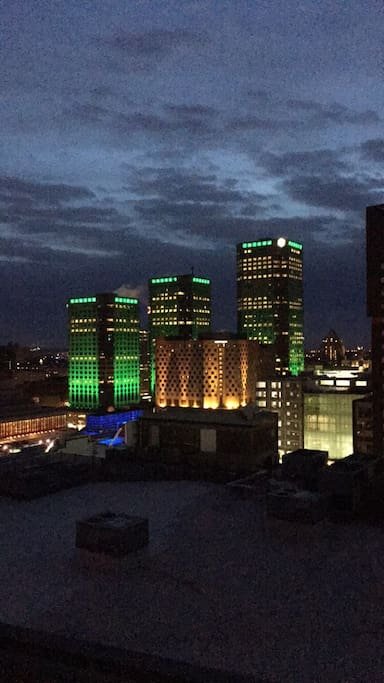 Best View Downtown Montreal  2 Bdr