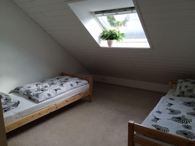 Entspannt & ungestört Übernachten mit eigenem Bad - Salzgitter - Apartment