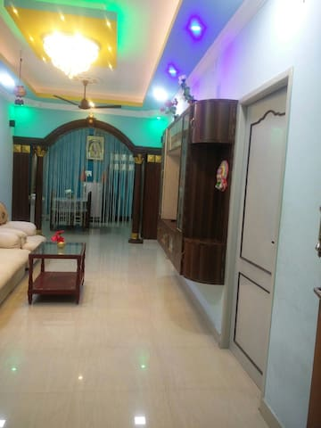 3 BHK house in Maduravoyal Krishna Nagar