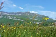Que la montagne est belle