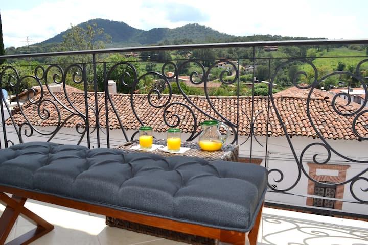 LOS NARANJOS M/ GUACHINANGO / New and cozy