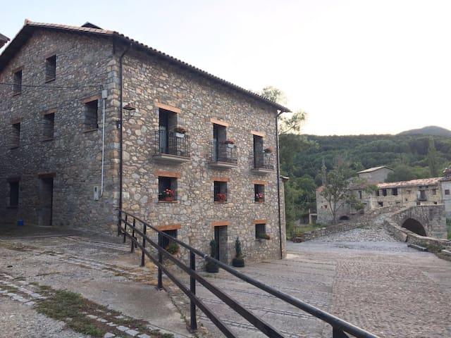 Atic-duplex A vilaller - Vilaller - Apartamento