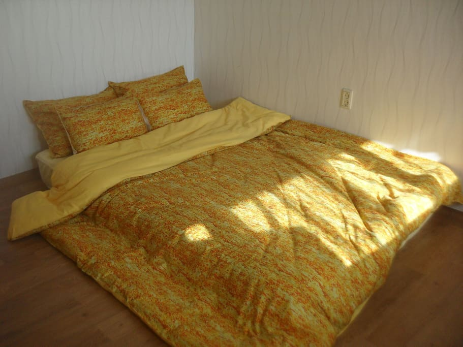 룸(방) 침대 2인용