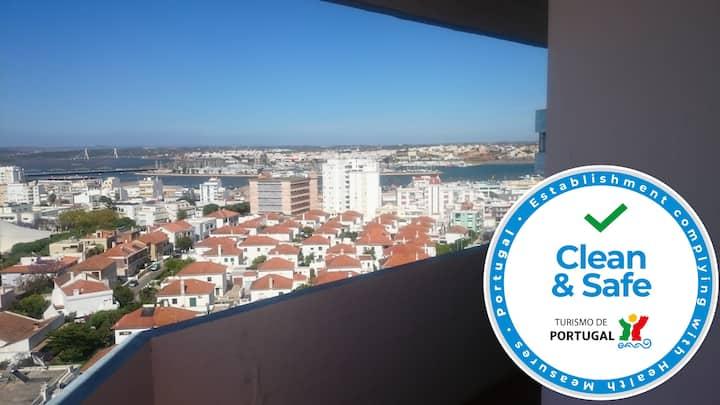 Aconchegante apartamen bem localizado em  Portimão