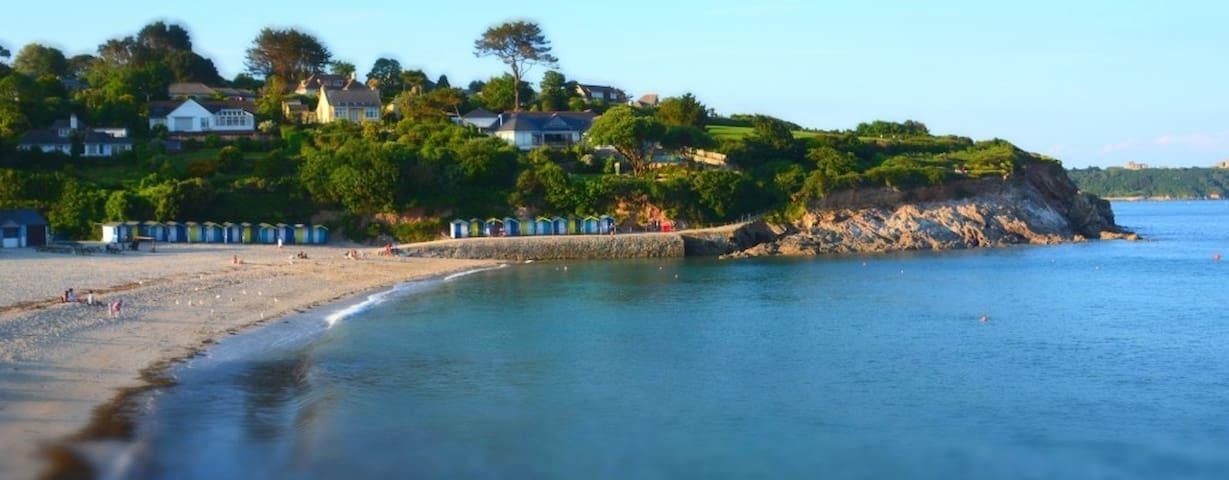 Fabulous family home near beach - Falmouth - Huis