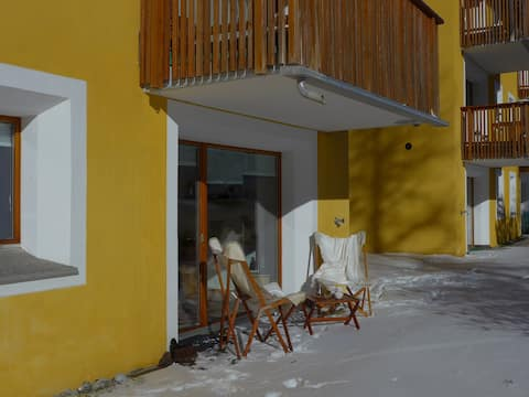 Apartment for 2 -4 people in Maloja - Engadin