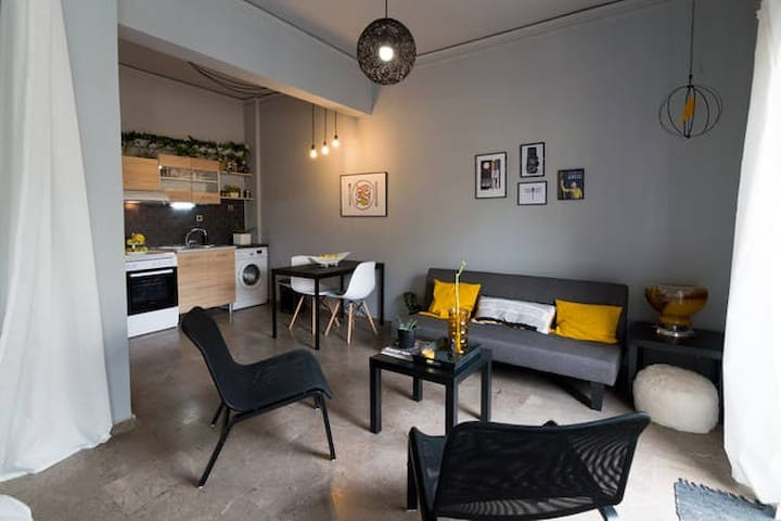 Chic and cheap city apartment II - Iraklio - Apartamento