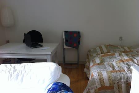 Light studio apartment - Pis