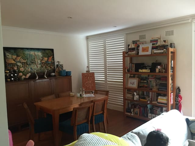 A room for rent townhouse in beautiful Woollahra