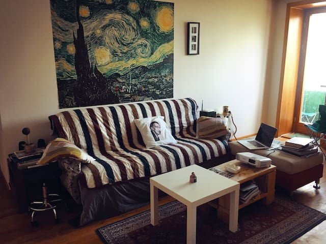 Centrally located and cozy apartment in UB
