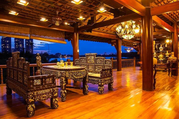 HOMESTAY BINH QUOI - Thảo Điền