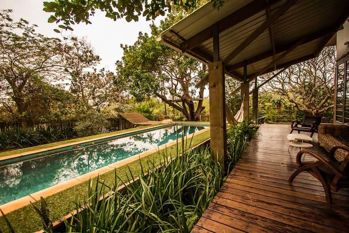 Mtunzini Treehouse