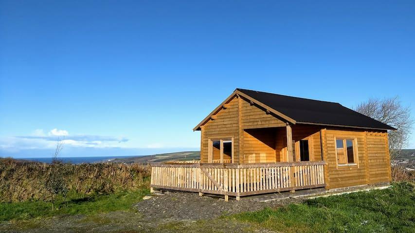 Cardigan holiday lodge close to Cardigan town.