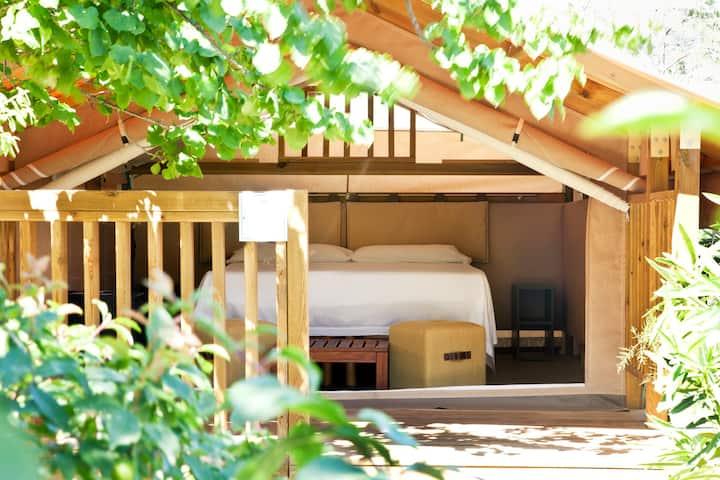 Natura&comfort: la tua camera da letto vista cielo