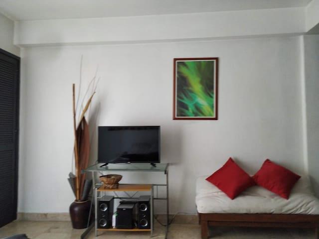 Cozy and neat studio en Marina Vallarta