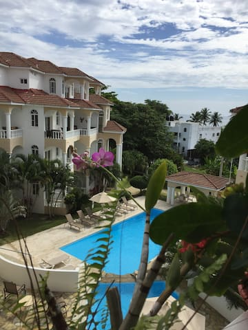 Beautiful penthouse condo Dominican Republic