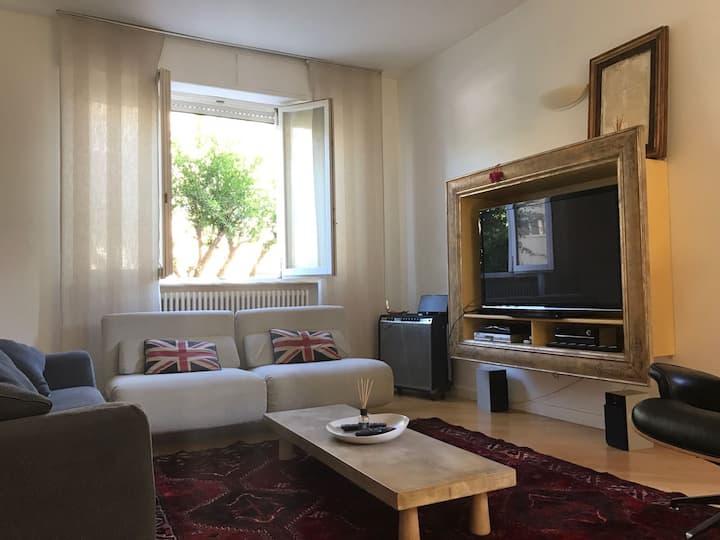 Luxury TrentHouse apartment