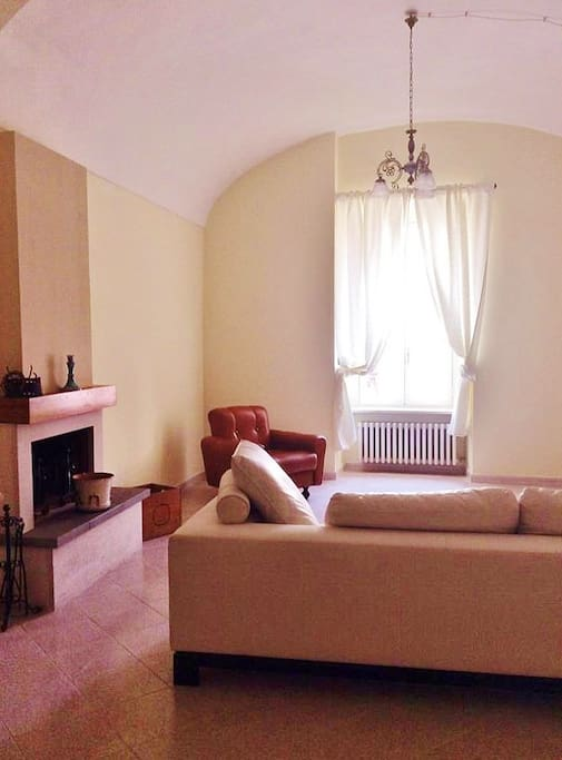 Huge entertaining room with Open fireplace and Vaulted Ceilings Perfect for hosting Events complete with a Private bar to the rear of the room.