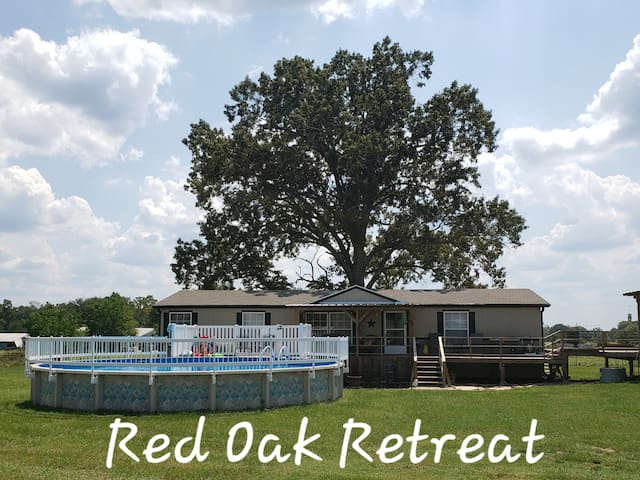 Red Oak Retreat - Winnsboro, Texas