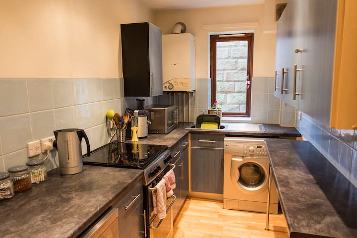 Cosy Double in Hathersage Peak District - Derbyshire - Flat