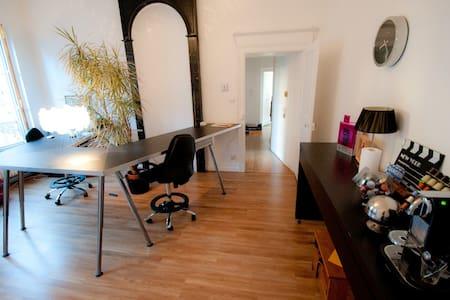 Bel et grand appartement au coeur de Metz - Metz