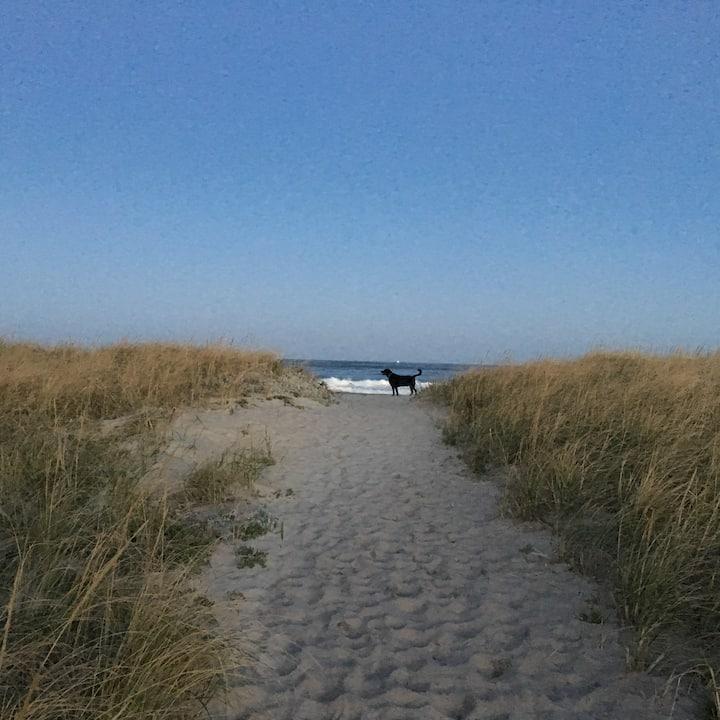Cozy Studio Retreat, Private Beach Access