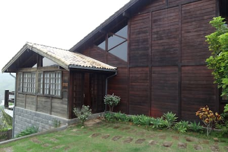 Casa de campo em Areal , próximo a Itaipava. - Kulübe