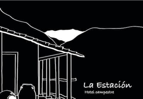 La Estación campestre - Habitación Las Alpargatas