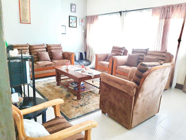 Faraja's homestay