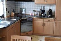 """""""Luxuriöse"""" Wohnung für 3-7Personen"""