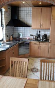"""""""Luxuriöse"""" Wohnung für 3-7Personen - Jüchen - Huoneisto"""