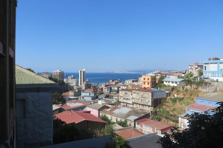 Valparaíso a la vista!