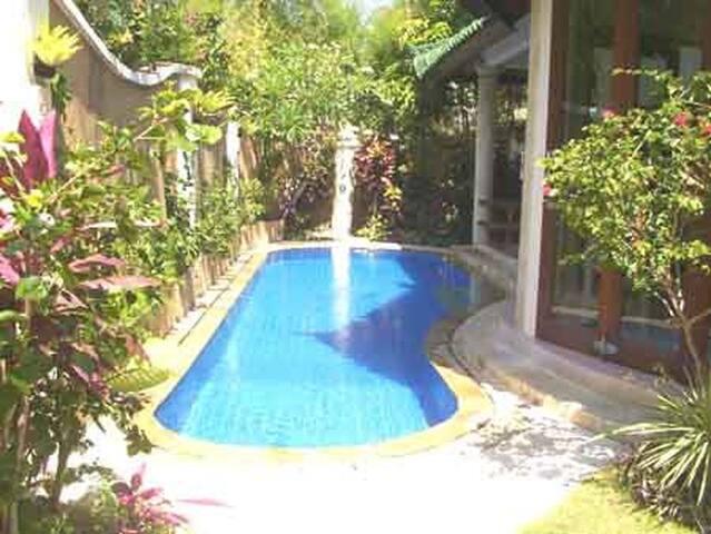2 bedrooms private villa Emerald Villas A8 - 덴파사르 셀라탄(Denpasar Selatan) - 별장/타운하우스