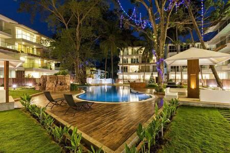 Calangute Beach Ultra Luxury 1 BHK Apartment - Calangute