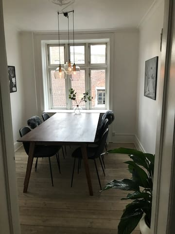 Charming apartment in the heart of Vesterbro