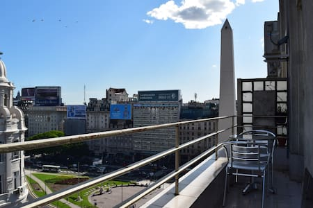 Eco Renovated 1Bdr @ Best Location - Buenos Aires