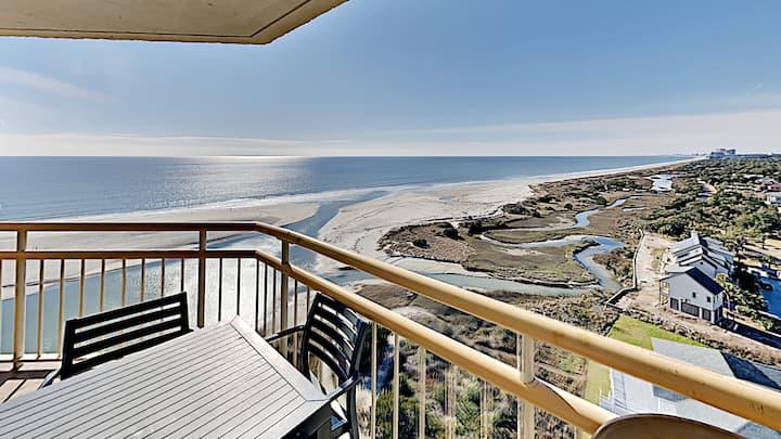 Ocn Creek ST MM14-3BR/3BA Ocean View Condo, ask about Monthly Rentals!