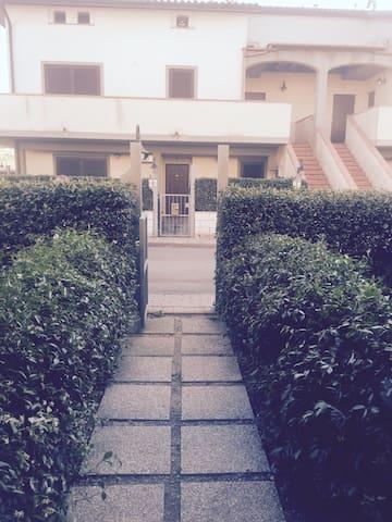 Bilocale tra Scansano e Saturnia - Scansano - Wohnung