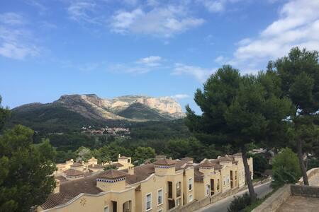 Nice apartment residence La Sella Marriott Denia