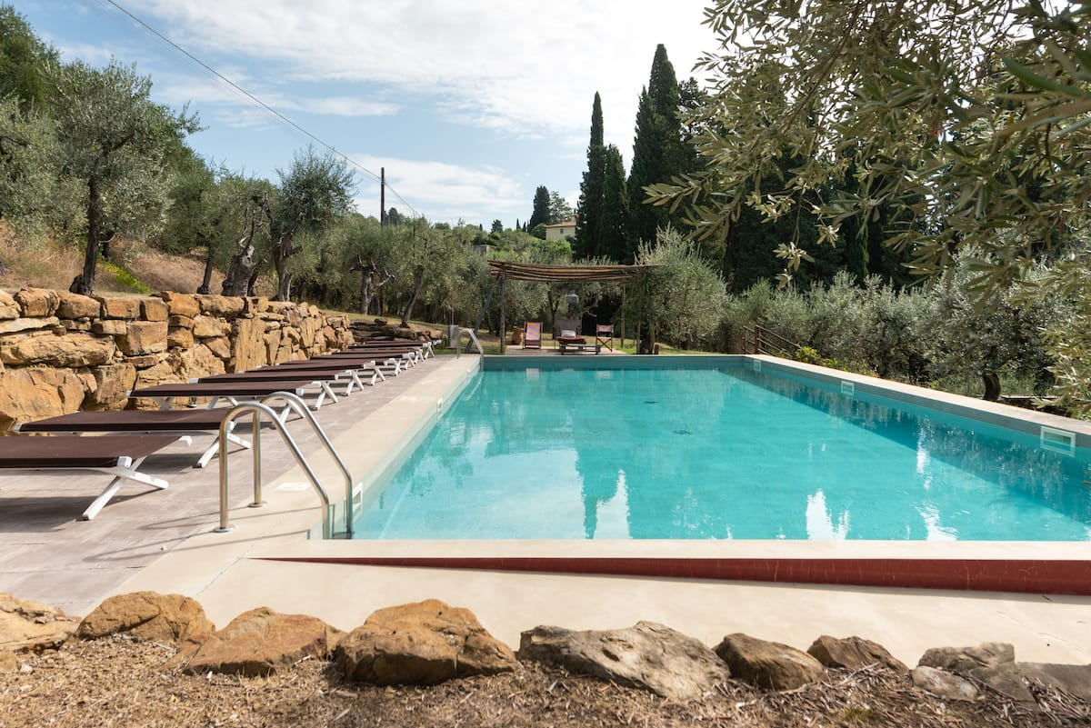 Primaluce - Unconventional luxury retreat, with great view of Florence