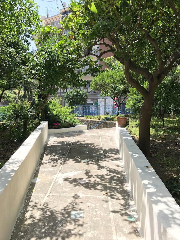 Il Giardino di Cristina - Stanza con bagno privato