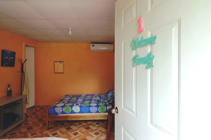 Hostal Palo Seco Hab1