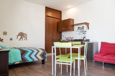 Comfy and modern apartment (airport pick up) - La Paz