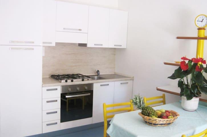Delizioso appartamento in Residence - Santa Caterina - Huoneisto