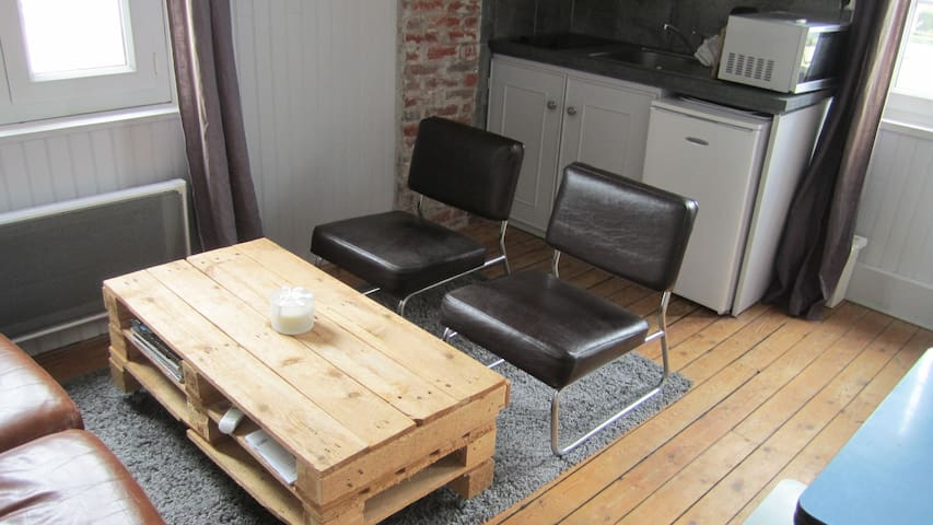 Appartement charmant - Houlgate - Apartment