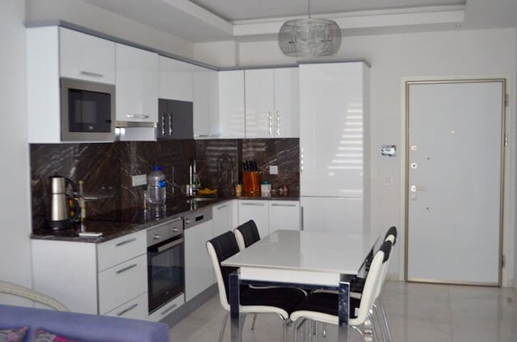 New apartment 1+1 Elite Life 3 Residence - Mahmutlar Belediyesi