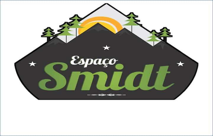 Casa de campo no Espaço Smidt